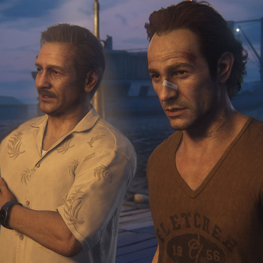 Uncharted 4: A Thief's End (2016)