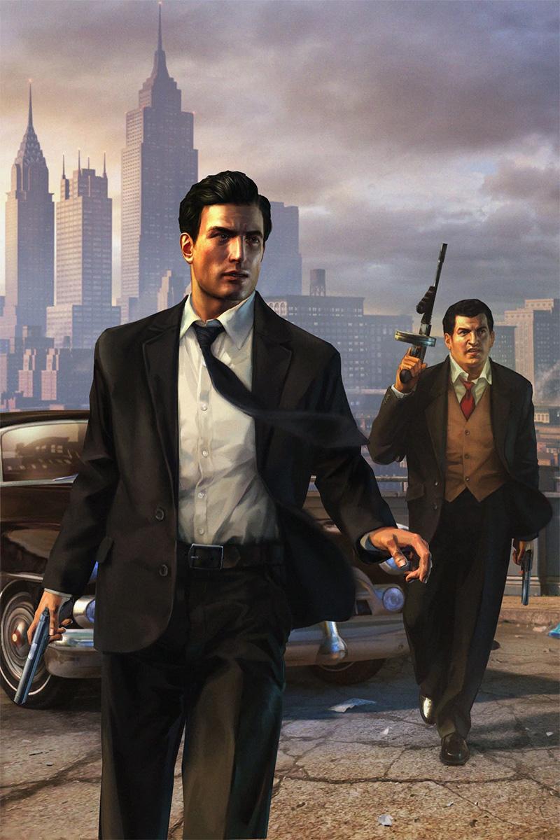 Mafia II (2010)